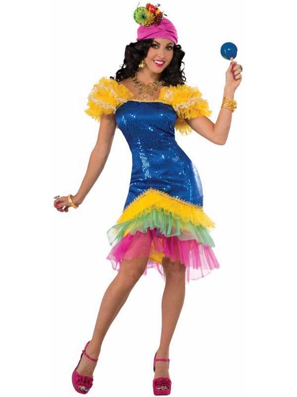 Cha Cha Costume Dress