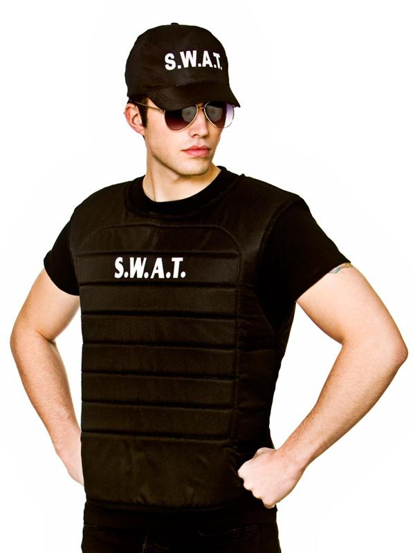 Swat Vest & Cap