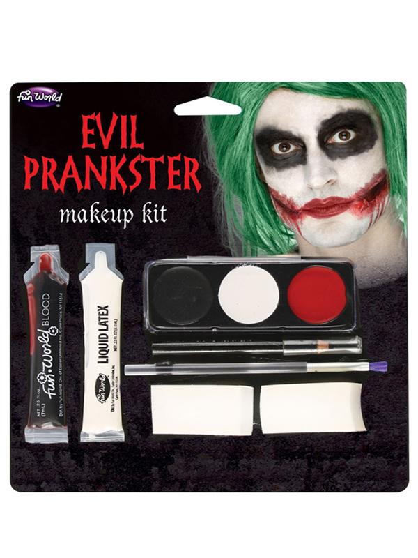 Evil Prankster Makeup Kit