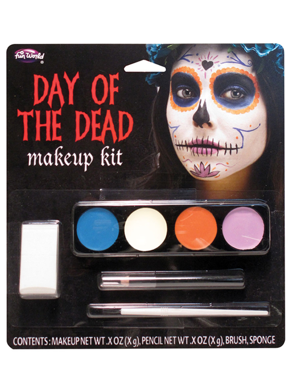 Day Of The Dead Makeup Kit Ghost Girl