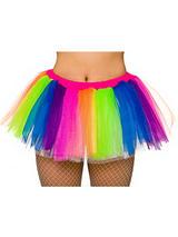 Adult Budget Rainbow Tutu
