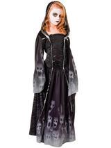 Child Girls Forgotten Souls Costume