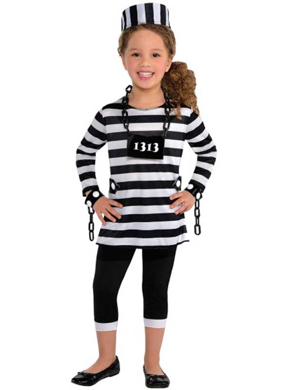 Child Trouble Maker Costume