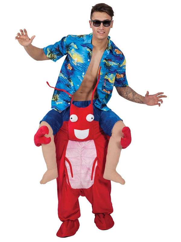 Carry Me® Lobster Costume