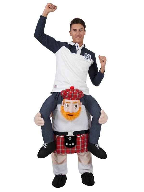 Carry Me® Scotsman Costume
