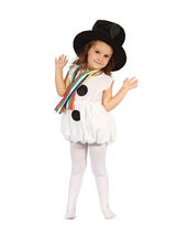 Child Snow Girl Costume