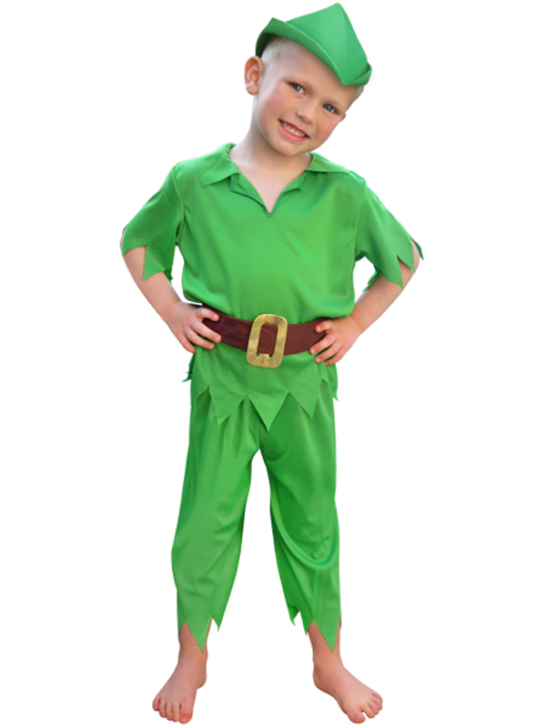 Child Peter Pan Costume | Film TV Music U0026 Video Games | Plymouth Fancy Dress,  Costumes And Accessories