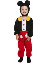 Child Mouse Boy Costume