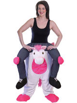 Piggy Back Unicorn Costume