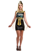 Egyptian Sequin Dress Costume