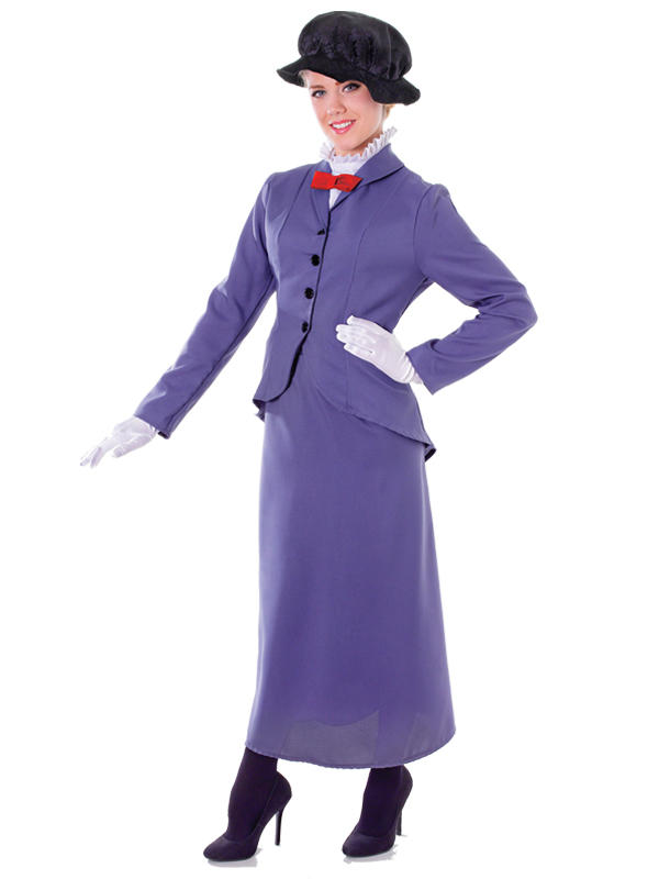 Nanny Costume