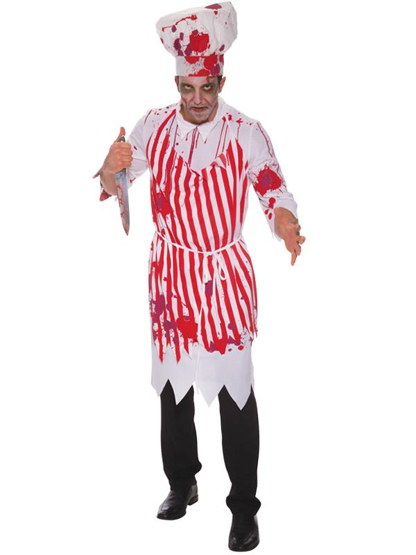 Butcher Bloody Costume