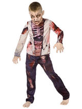 Child Boys Zombie Boy D Costume