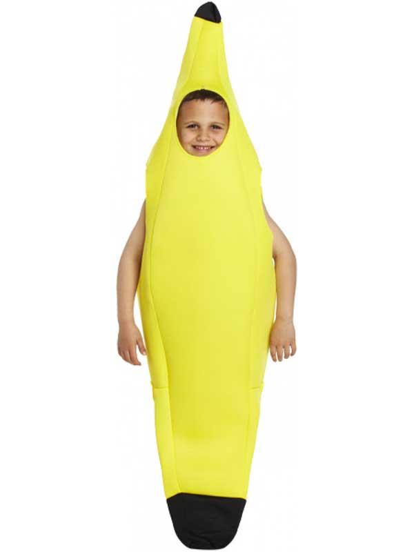 Child Banana Costume Thumbnail 1 2
