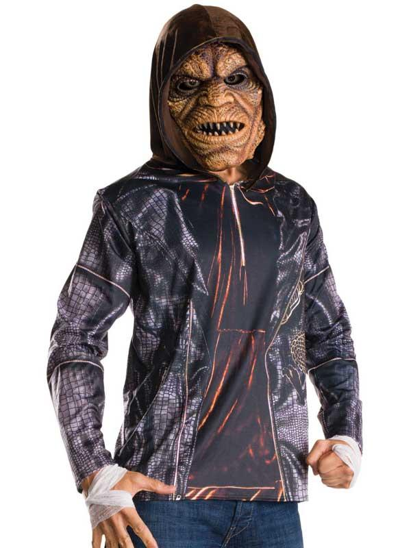 Killer Croc Costume Set