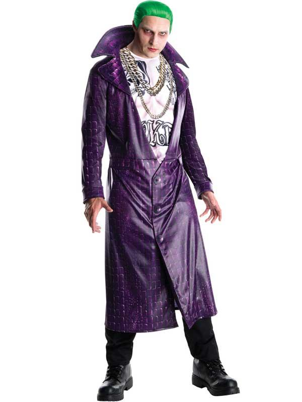 Deluxe Joker Costume
