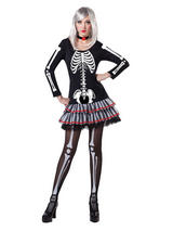 Skeleton Maiden Costume