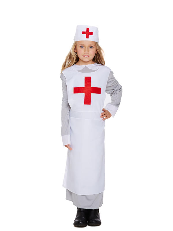 Child Nurse WW1 Costume