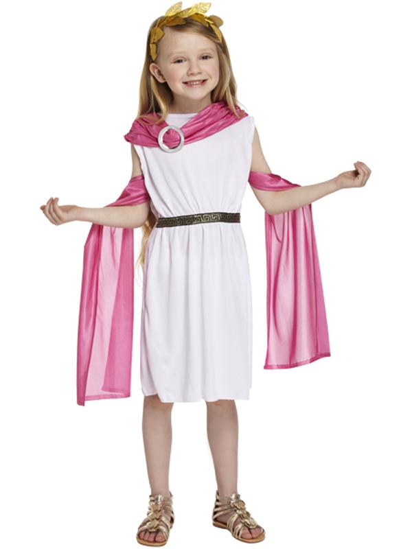 0cc3c31f8 Child Greek Goddess Costume