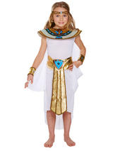 Child Egyptian Girl Costume