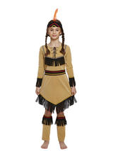 Child American Indian Girl Costume