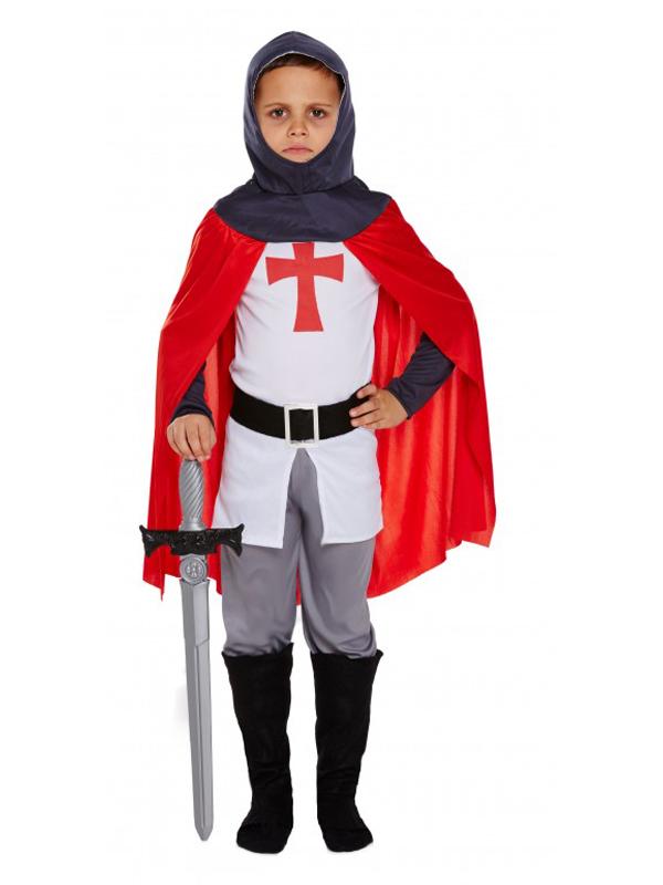 Child Knight Costume  sc 1 st  Plymouth Fancy Dress & Child Knight Costume | St Georges Day | Plymouth Fancy Dress ...