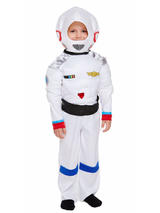 Child Space Boy Costume