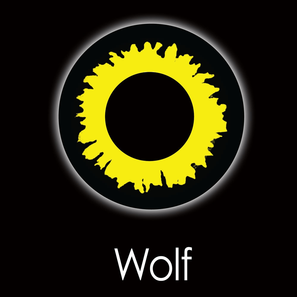 Wolf Fashion Lenses