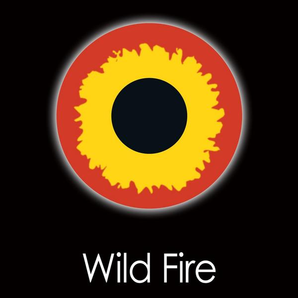 Wild Fire Fashion Lenses