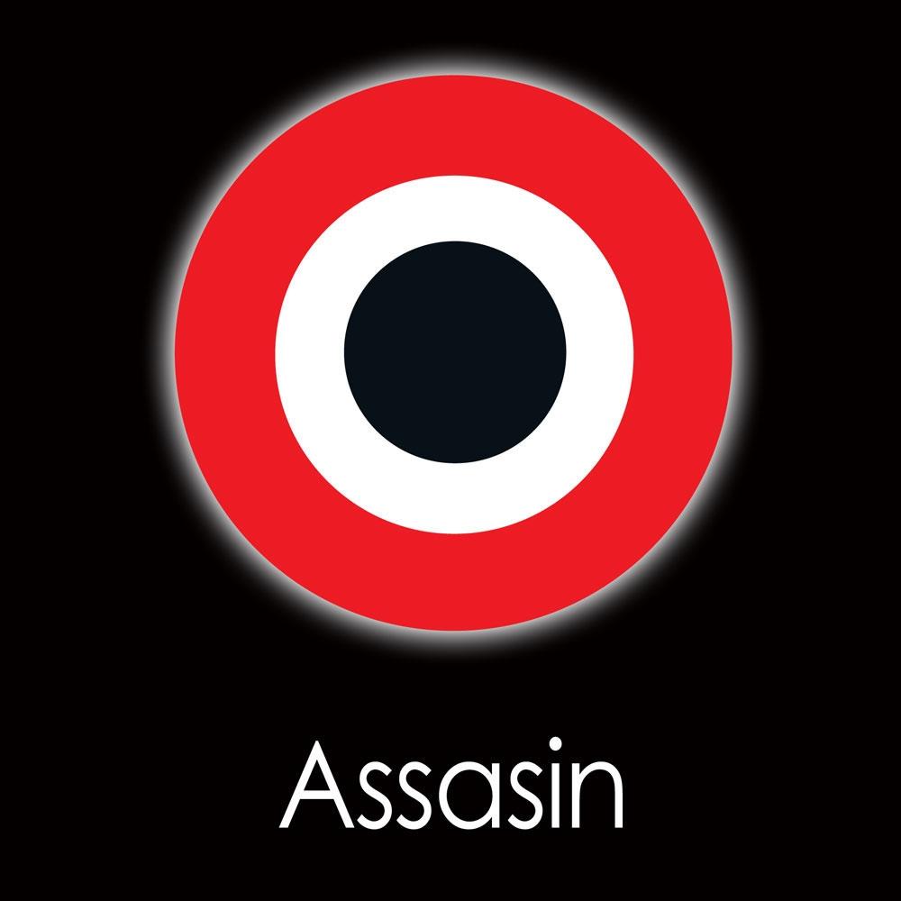 Assassin Fashion Lenses