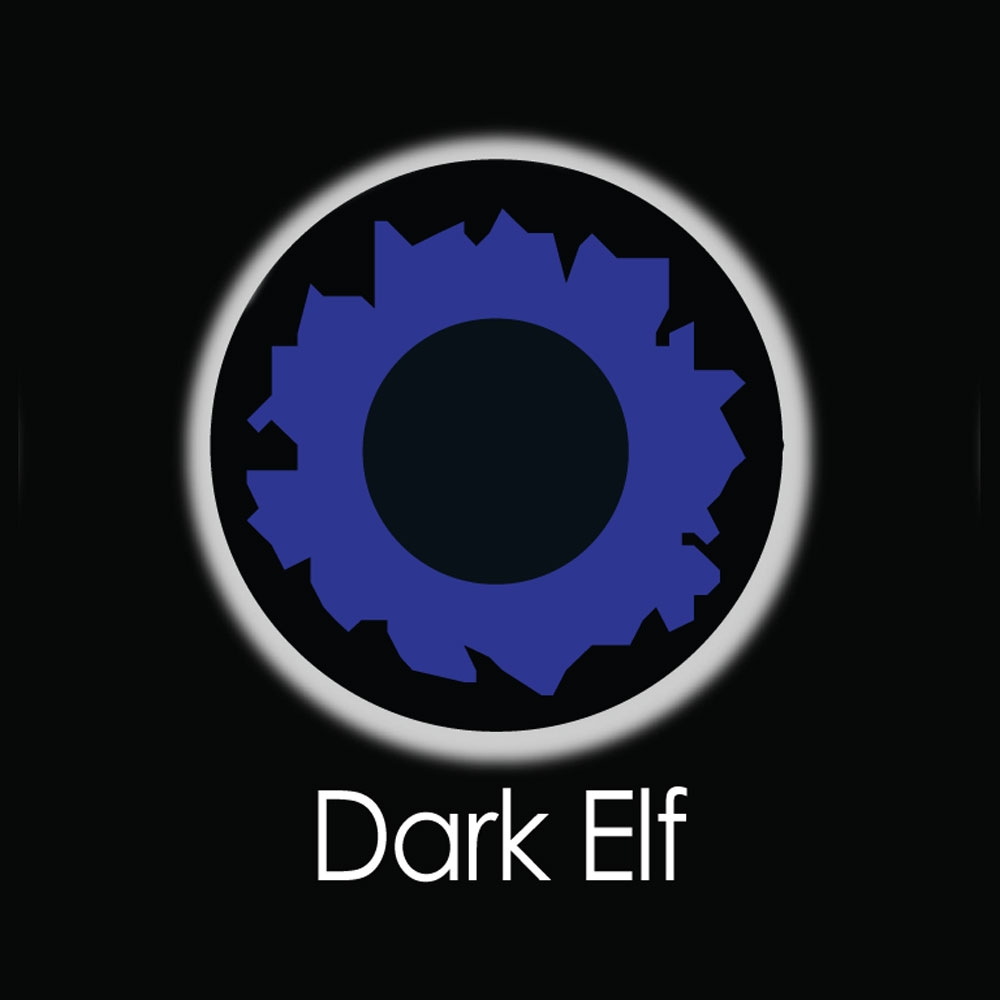 Dark Elf Fashion Lenses