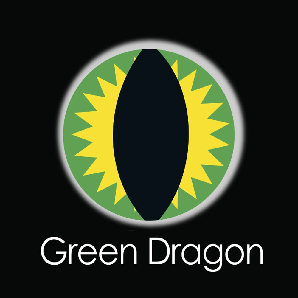 Green Dragon Fashion Lenses