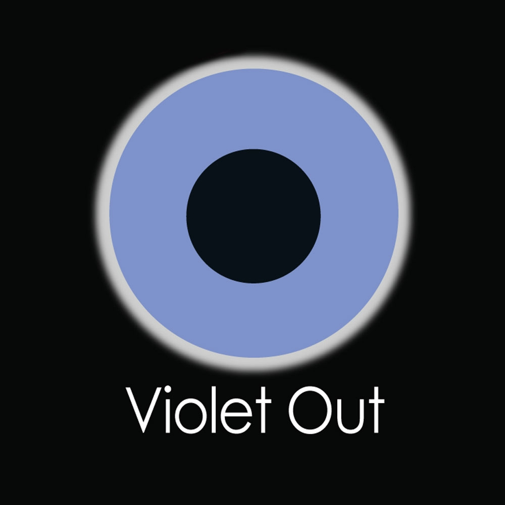 Violet Out Fashion Lenses