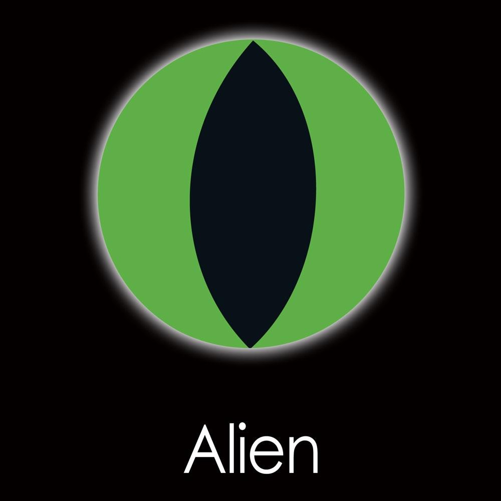 Alien Fashion Lenses