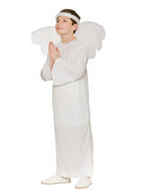 Child Boy Nativity Angel Costume