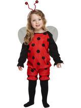Child Lady Bug Costume