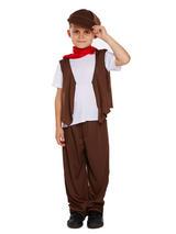 Child Chimney Sweeping Boy Costume