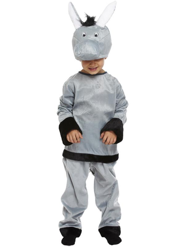 Child Donkey