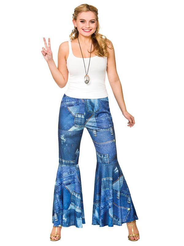 Funky Jeans Hippie Pants