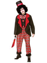 Deluxe Freaky Clown Costume