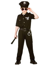 Child New York Cop Costume