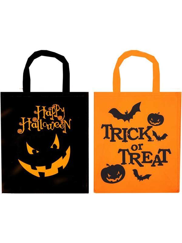 28cm X 34cm Halloween Treat Bag Thumbnail 1