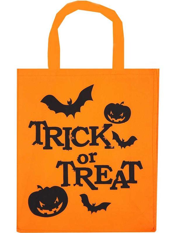 28cm X 34cm Halloween Treat Bag Thumbnail 3