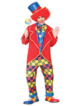 Circus Clown Costume