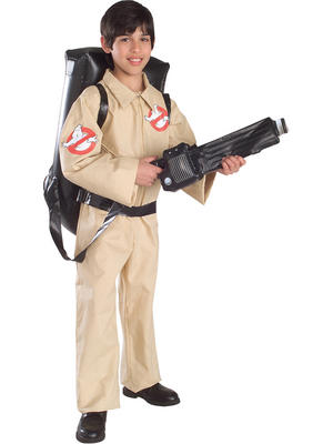 Child Ghostbusters Costume Thumbnail 1
