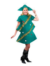 Tree Dress Costume
