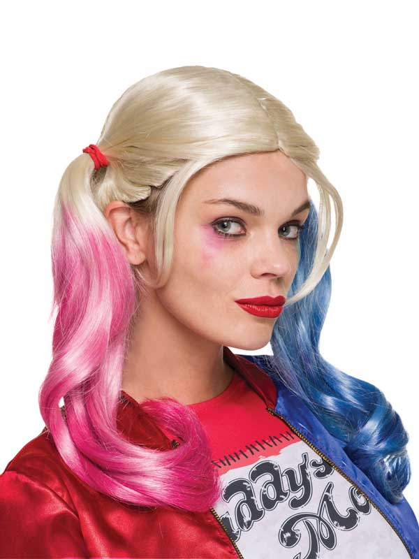 Adult Harley Quinn Wig