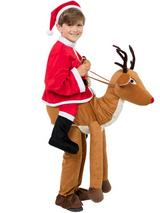 Child Step In Reindeer Costume
