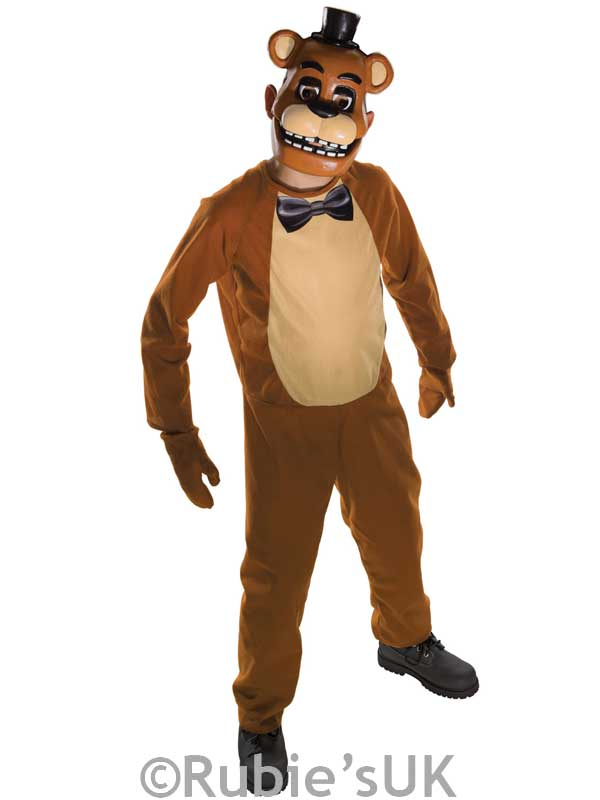 Child Boys Freddy Costume