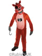 Child Boys Foxy Costume